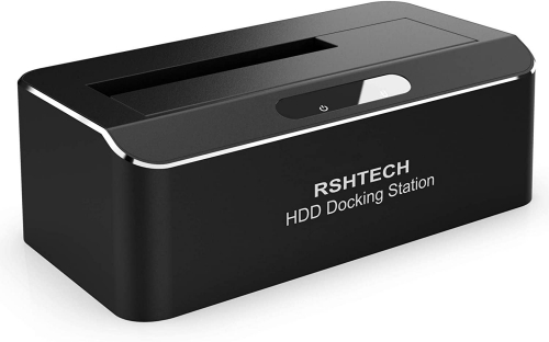 HDD Docking Station for SATA III HDD/SSD (RSH-338)